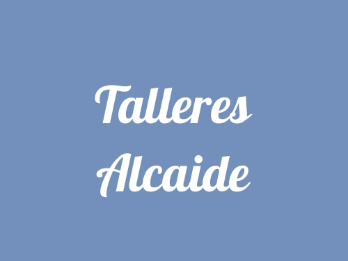Talleres Alcaide