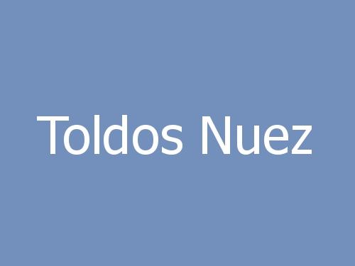 Toldos Nuez