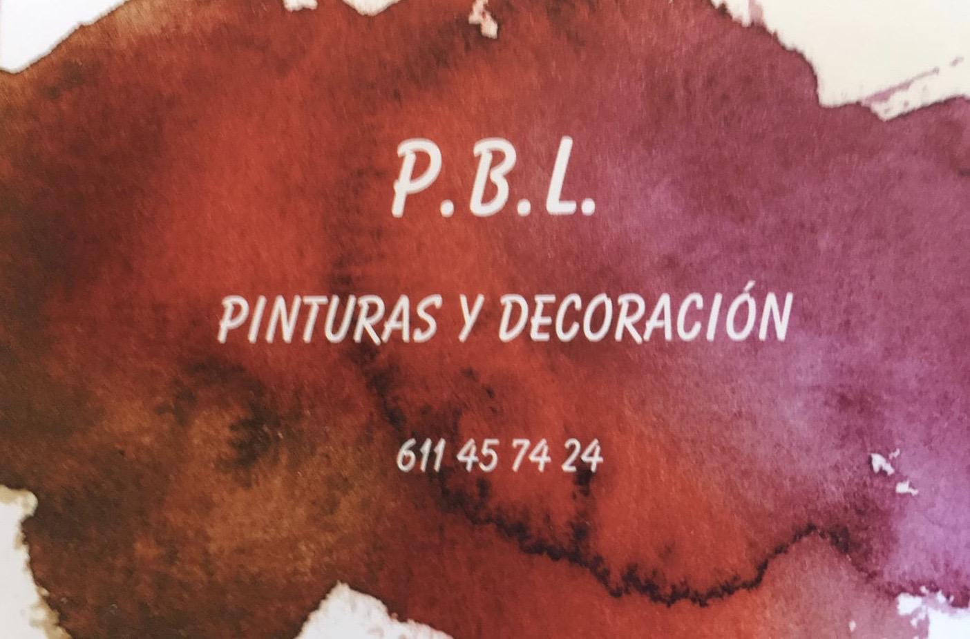 P.b.l Pintura Y Decoración