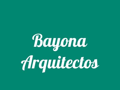 Bayona Arquitectos