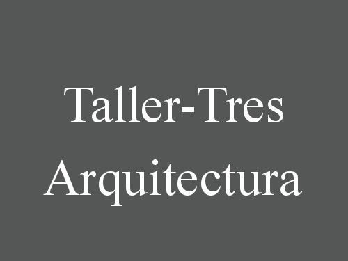 Taller-Tres Arquitectura