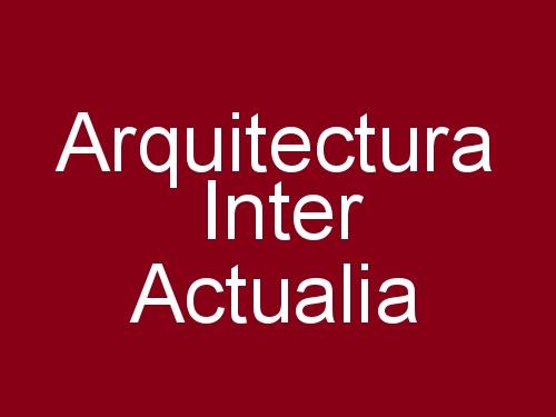 Arquitectura Inter Actualia