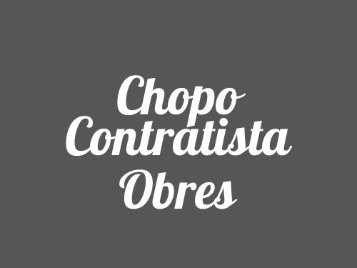 Chopo Contratista Obres