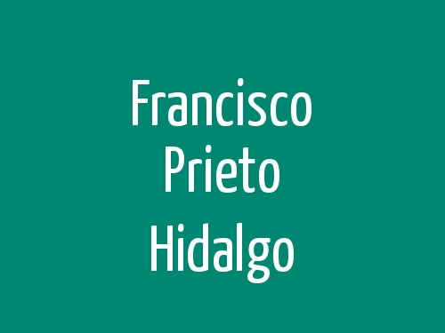 Francisco Prieto Hidalgo - Obras y Reformas