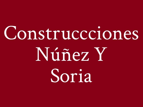 Construccciones Núñez y Soria