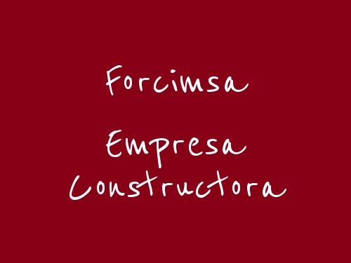 Forcimsa Empresa Constructora