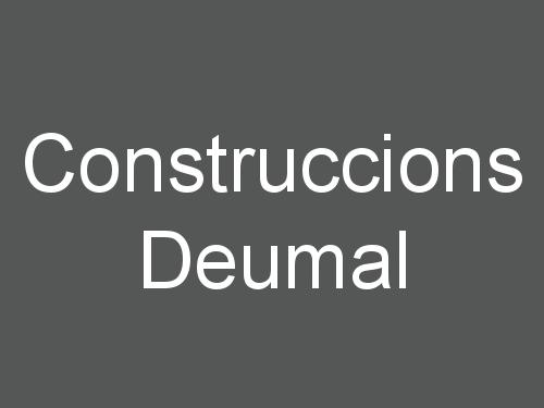 Construccions Deumal