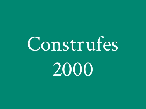 Construfes 2000