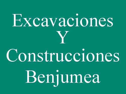 Excavaciones y Construcciones Benjumea
