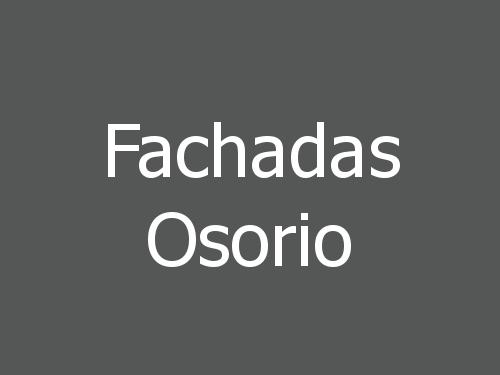 Fachadas Osorio
