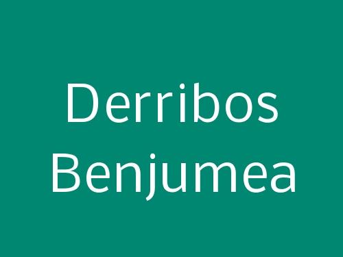 Derribos Benjumea