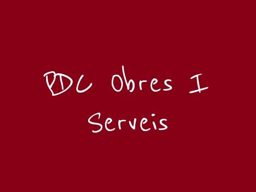 PDC Obres i Serveis
