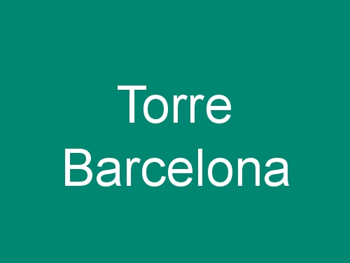 Torre Barcelona