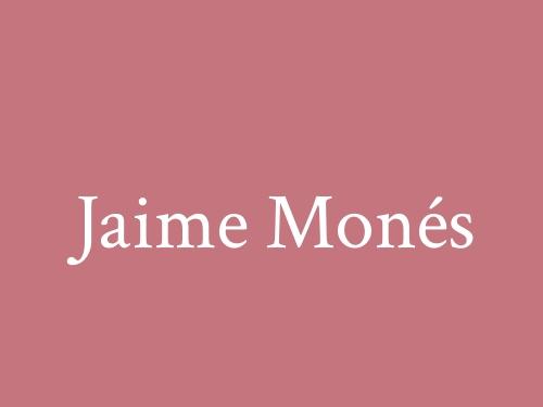 Jaime Monés