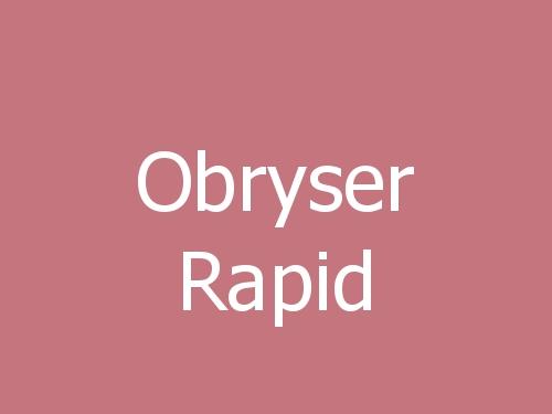 Obryser Rapid