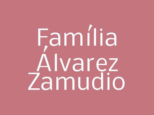 Família Álvarez Zamudio
