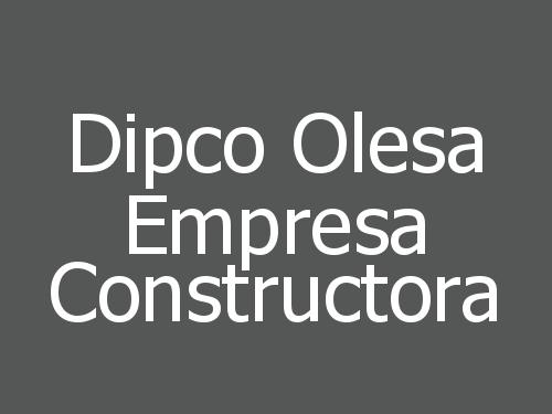 Dipco Olesa Empresa Constructora