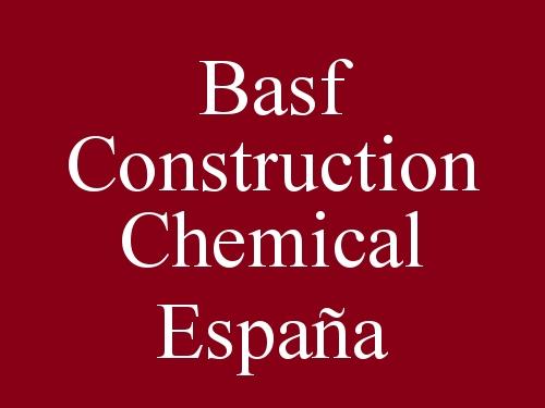 Basf Construction Chemical España