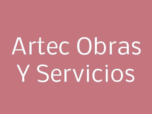 Artec Obras y Servicios