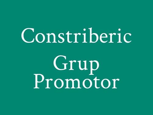 Constriberic Grup Promotor