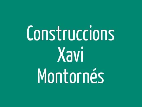Construccions Xavi Montornés