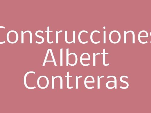 Construcciones Albert Contreras