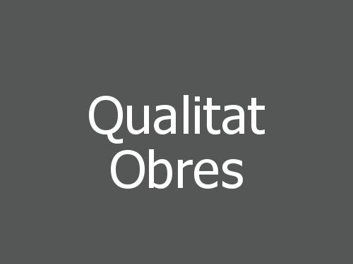 Qualitat Obres