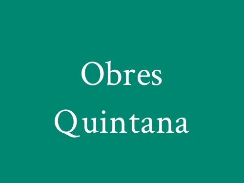 Obres Quintana