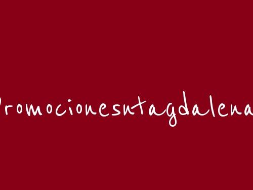 Promocionesntagdalena