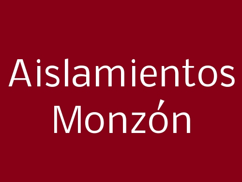 Aislamientos Monzón