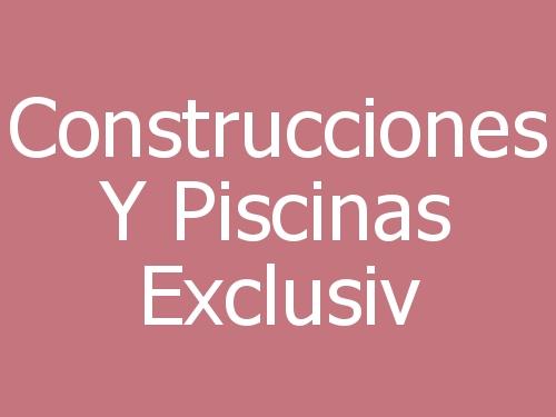 Construcciones y Piscinas Exclusiv