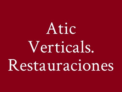 Atic Verticals Restauraciones