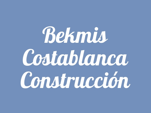 Bekmis Costablanca  Construcción