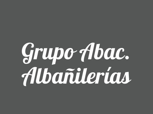 Grupo Abac. Albañilerías