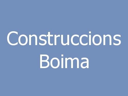 Construccions Boima