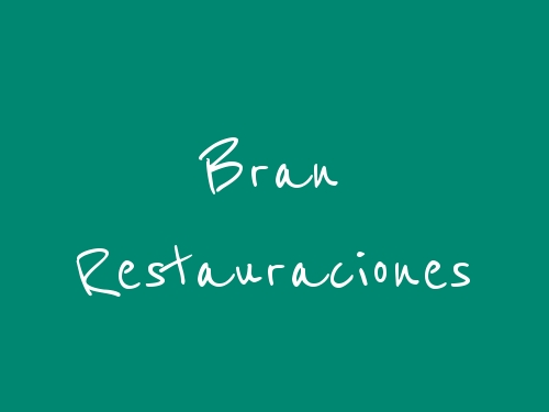 Bran Restauraciones