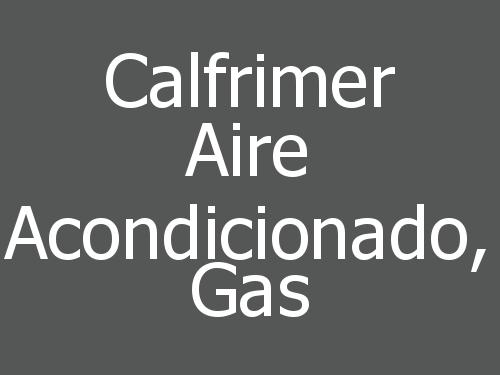 Calfrimer  Aire Acondicionado, Gas