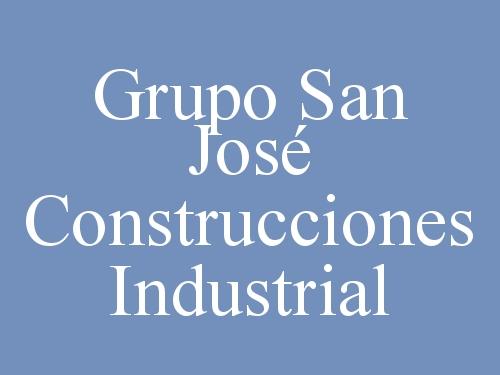 Grupo San José Construcciones Industrial