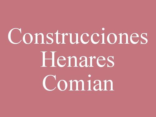 Construcciones Henares Comian