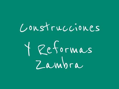 Construcciones y Reformas Zambra