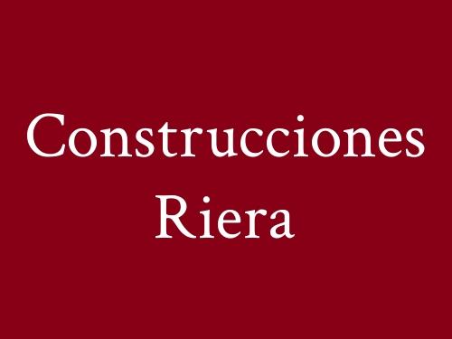Construcciones Riera