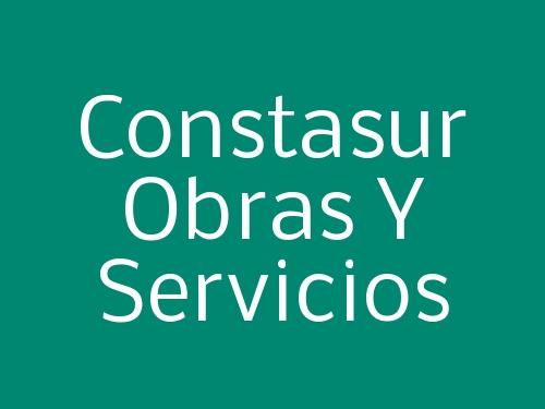 Constasur Obras y Servicios