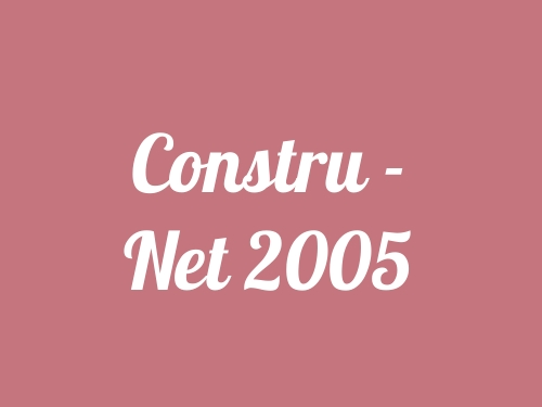 Constru - Net 2005