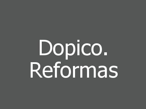 Dopico. Reformas