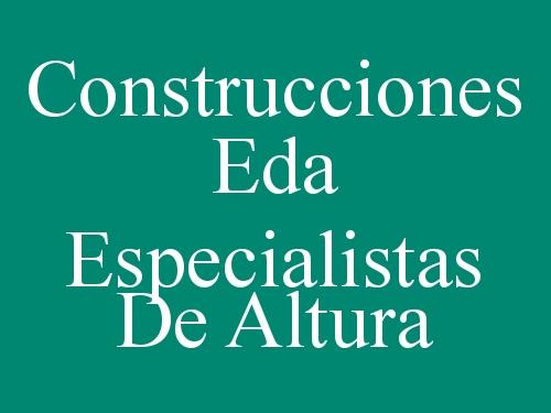 Construcciones Eda Especialistas de Altura