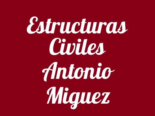 Estructuras Civiles Antonio Miguez