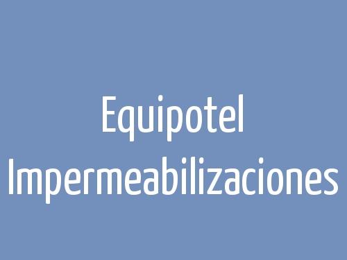 Equipotel  Impermeabilizaciones
