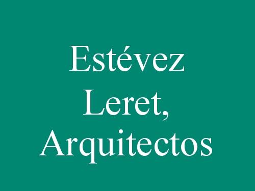 Estévez Leret, Arquitectos