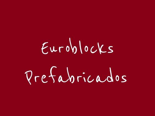 Euroblocks  Prefabricados