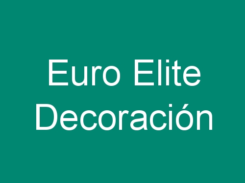 Euro Elite Decoración